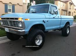 1977 Ford F150 Custom | 1977 Ford F150 Short Bed 4x4 Pickup V8 F-150 ...