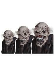 Spirit Halloween Animatronic Mask by Zombie Ani Motion Animated Mask