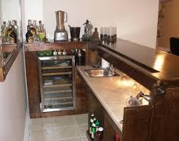 Patio Wet Bar Ideas by Bar Amazing Built In Home Bar Home Bar Ideas Freshome Beguiling
