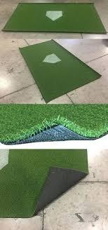 artificial turf field with kodiak fl416 baseball turf fakegrass