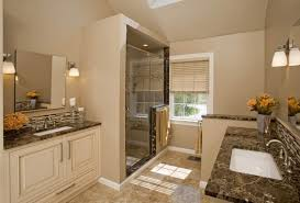 Chandelier Over Bathroom Vanity by Bathroom Tile In Oregon Homes Options For All