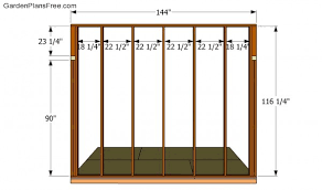 lean to shed plans free free garden plans how to build garden