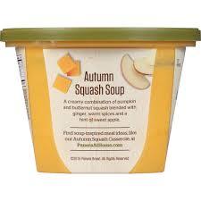 Spicy Pumpkin Butternut Squash Soup by Panera Bread At Home Autumn Squash Soup 16 Oz Microwave Bowl