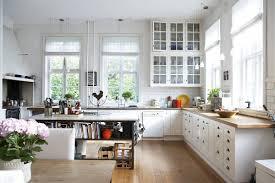 100 Swedish Interior Designer Fascinating Kitchen Design With White Color Schemes