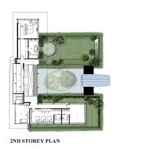 100 The Willow House Plan Gallery Of Guz Architects 14