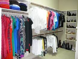 How To Organize A Walk In Closet Do It Yourself Make DIY