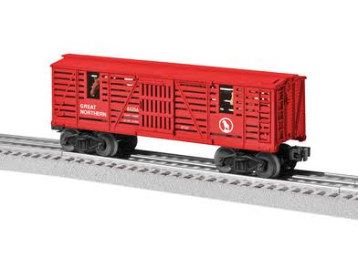 Lionel 6-83256 Great Northern Horse Transport