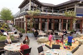 The Best Patio Dining In Seattle Magazine Modern Room Chairs Canada