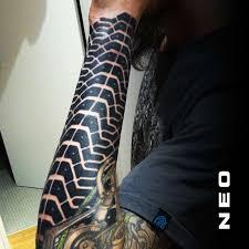 Neo Tattoos Beautiful Geometric