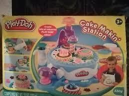 play doh cake makin station knete torte backen eur 3 50
