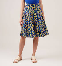 blue melina skirt casual skirts outlet skirts hobbs usa
