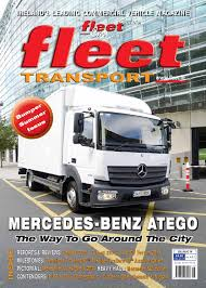 Fleet Transport July August 2014 By Orla Sweeney - Issuu