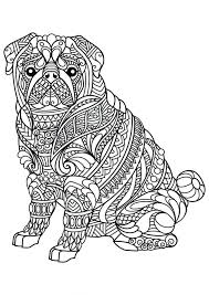 Coloring Sheets Of Dogs Printables Free Online Pages Breeds Animal