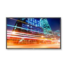 55 LED Backlit Professional Grade Large Screen Display