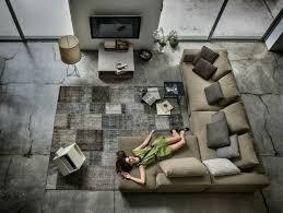 canapé grand angle canapé d angle italien meubles de luxe