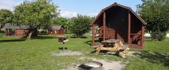 Oleta River State Park Cabin 6