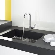 robinetterie evier cuisine mitigeur cuisine déclipsable hansgrohe metris espace aubade