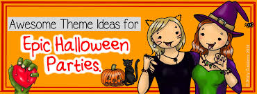 Halloween Theme Park Uk by Awesome Theme Ideas For Epic Halloween Parties Shinycreations