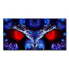bild auf metall abstrakte bilder moderne kunst metallbild kunstdruck limitiert auf glänzenden aluminium im edelstahl design wandbilder wohnung