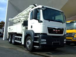 100 Bb Trucking MAN TGS 26360 6x4 BB Schwing S28X Concrete Pump Truck Over 75t