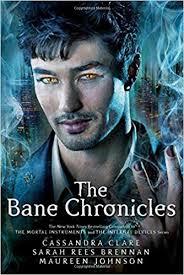 Amazon The Bane Chronicles 9781442496002 Cassandra Clare Sarah Rees Brennan Maureen Johnson Books