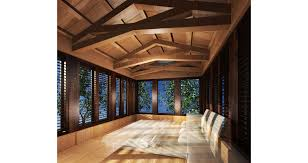 100 Tree House Studio Wood TREE HOUSE PAVILION Touzet