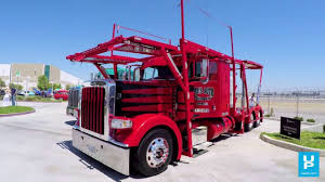 100 Car Carrier Trucks For Sale Quick Look Petes Auto Transport Peterbilt 388 Hauler YouTube