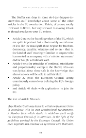 Bluffers Guide To Brexit Pages 51