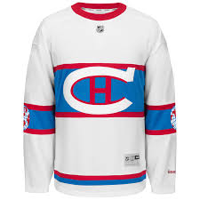 new montreal canadiens official 2016 winter classic reebok premier