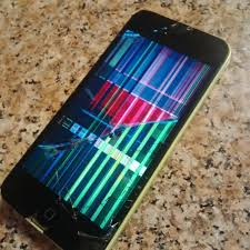 How Do I Fix A Cracked iPhone 5C screen Call iRepairUAE iPhone