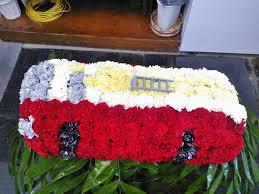 A Firetruck From Wilmas Flowers In Jasper AL