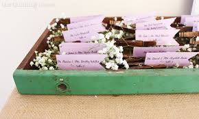 DIY Rustic Vintage Clothespin Place Card Holders