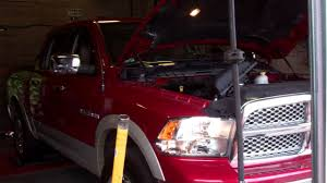 2009 DODGE TRUCK DYNO DIABLO TUNED 339HP - YouTube