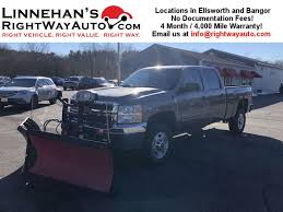 100 Bangor Truck Equipment 2014 Chevrolet Silverado 2500HD LT