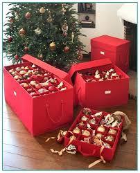Xmas Tree Storage Box Bin Christmas Home Depot