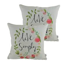 Oversized Throw Pillows Canada by 16 Farmhouse Pillows To Spruce Up Your Decor Southern Made Simple
