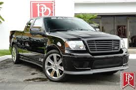 100 Ford Saleen Truck Used 2007 S331 Supercharged F150 At Park Place Aston