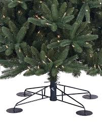 Bethlehem Lights Christmas Tree Storage Bag by Oakville Narrow Outdoor Christmas Tree Balsam Hill