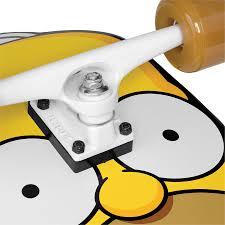 Santa Cruz Simpsons The Homer Complete Cruiser - 10.2
