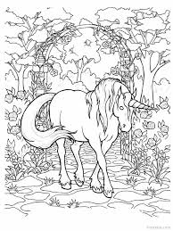 Unicorns Coloring Pages A Unicorn Page And Online Free