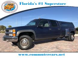 100 2000 Chevy Truck For Sale Used CK 3500 Base 4X4 Ft Pierce FL