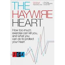 Haywire Heart How Too Much Exercise Can Kill You And What