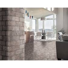 new york soho corner brick look porcelain tile 4 x 8 100086842