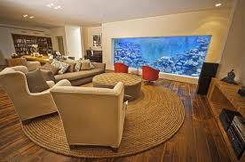 Stickman Death Living Room Youtube by Man Builds Huge 30 000 Litre Aquarium In His Living Room So He Can