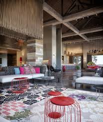 100 W Vieques Spa Homes99 Colorful Exuberant Interior Design Inspiration