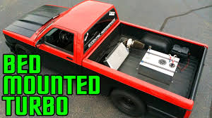 100 S10 Truck Bed For Sale This GMC Sonoma GT Unconventionally Hauls With A Mounted Turbo