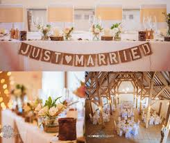 Top Table Reception Decor Ideas Rustic By Flowermonkey At Rivervale