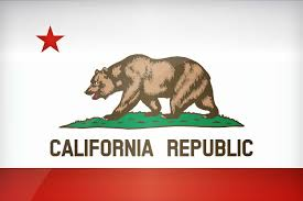 Flag Of California In High Resolution