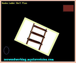 free standing ladder shelf plans 110036 woodworking plans and