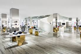 100 Steven Harris Architects Lalire March Barneys Downtown Flagship